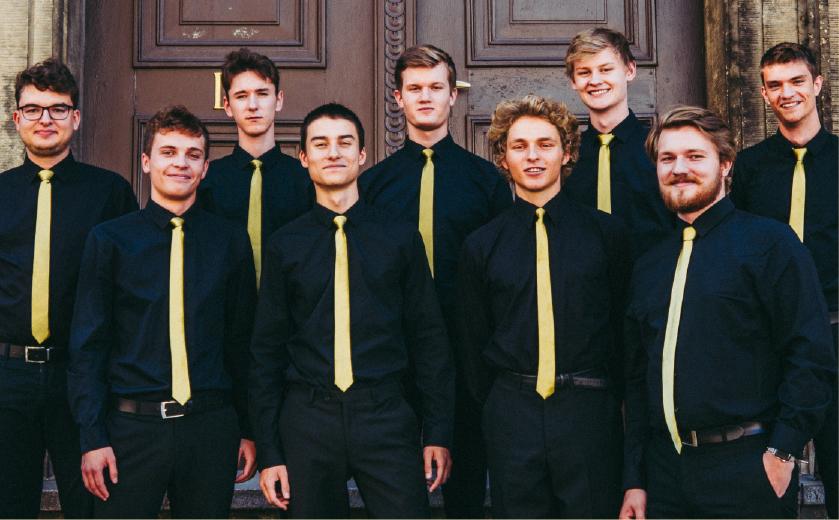 Mitglieder Chor Millenium